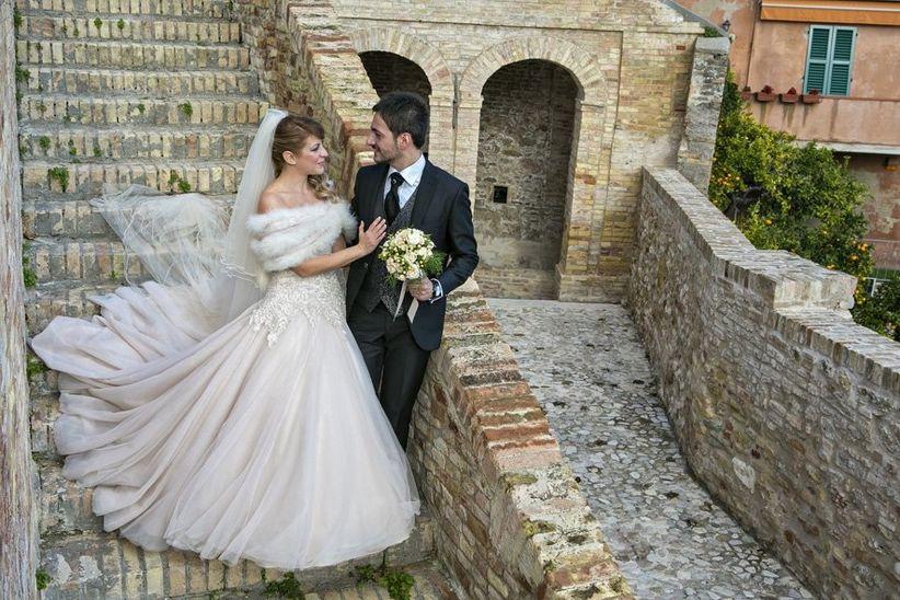Matrimonio Natalizio Abito : Nozze tema natale