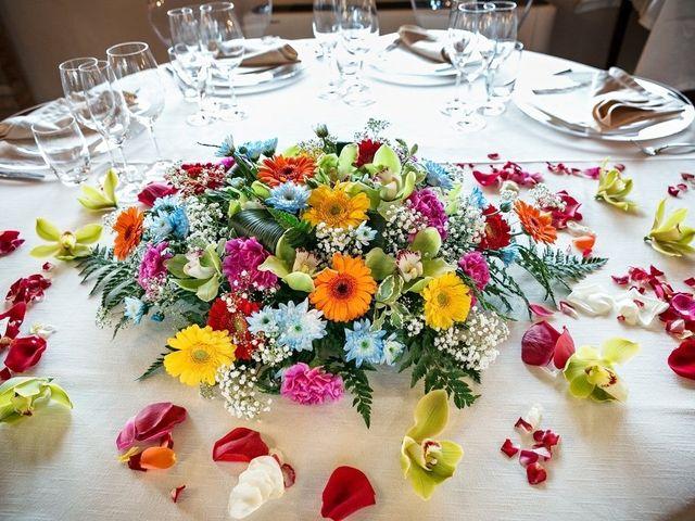 5 modi per riutilizzare le decorazioni floreali della cerimonia