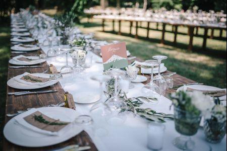 Menù di nozze: 4 tips per portare a tavola la primavera