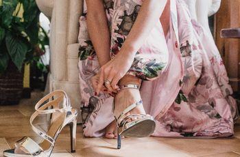 50 modelli di scarpe da vedere se sarete invitate ad un matrimonio questo 2018