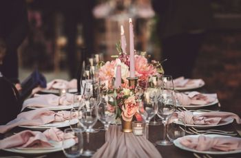 Centrotavola per nozze estive: quando la creatività incontra la vivacità