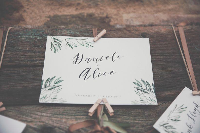 Partecipazioni di nozze originali 8 idee per sorprendere for Idee originali per testimoni di nozze