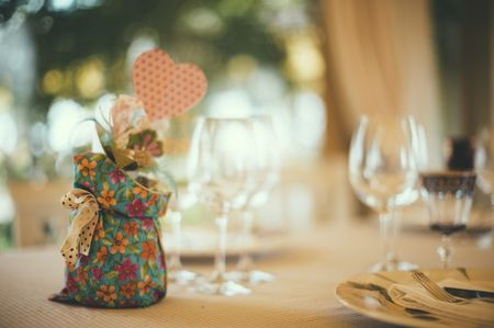 20 centrotavola per nozze d'autunno