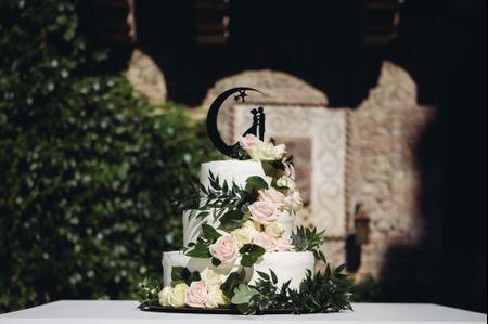 Cake topper mania: a caccia dell'ispirazione più bella per la vostra wedding cake