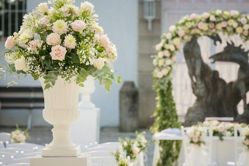 ffc3f1300033 Decorazioni per matrimonio civile  40 spunti per creare un atmosfera ...