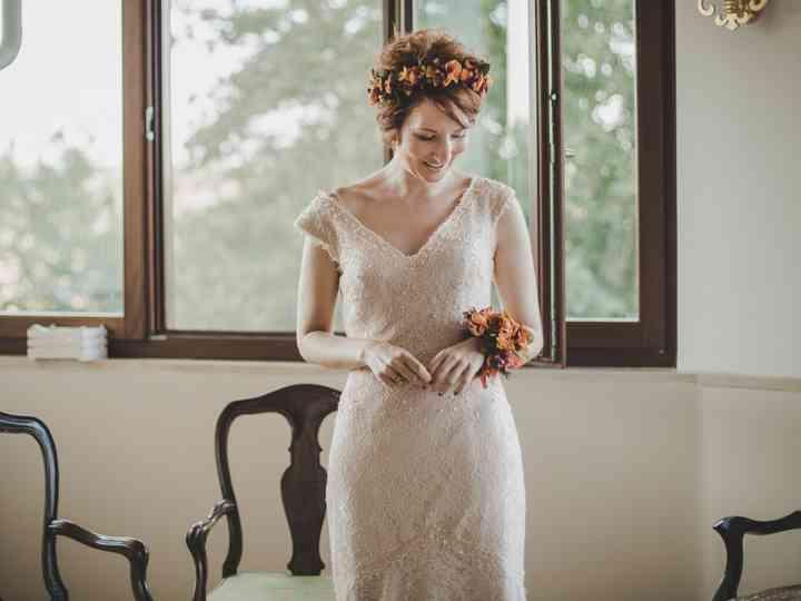 Acconciature sposa con capelli corti: per essere bellissime e chic nel giorno delle nozze!