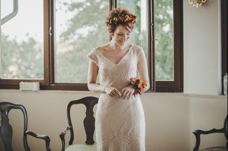 Acconciature sposa con capelli corti: bellissime e chic nel giorno delle nozze!