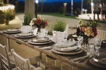 Menù di nozze economici: idee per risparmiare sul costo del banchetto