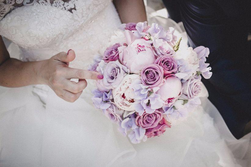 Matrimonio In Lilla : Il significato nascosto dei colori del matrimonio