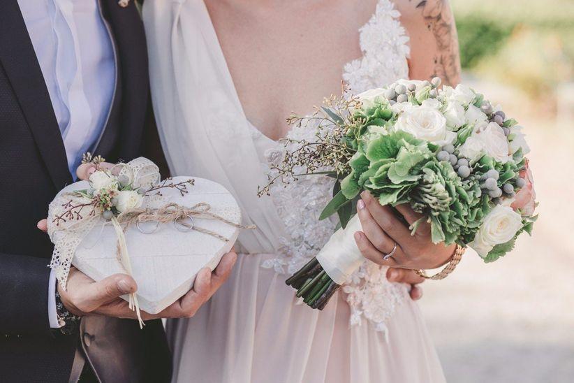 Addobbi Matrimonio Azzurro : Il significato nascosto dei colori del matrimonio