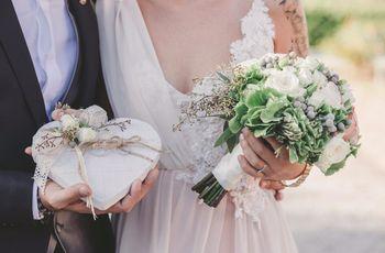 Il significato nascosto dei colori del matrimonio