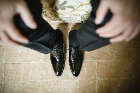 L'abito non fa il monaco ma le scarpe sì: 25 modelli originali per lo sposo