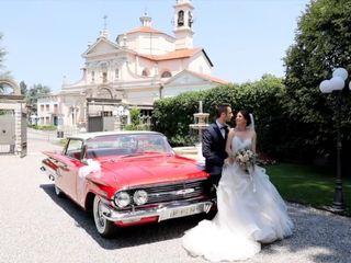 Ristorante Villa Novecento a Lesmo 2