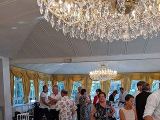 Ristorante Villa Novecento a Lesmo 5