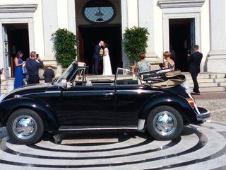 Matrimonio in Maggiolino 1