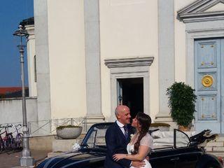 Matrimonio in Maggiolino 2