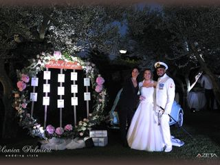 Monica Palmieri Wedding Style 4