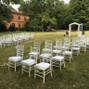 Le nozze di Elisa Ferrari e Corte di Villa Spalletti 6