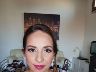 Vanessa Atzori Make Up Artist 1