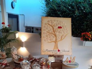 Doroty Colombo - Unconventional Wedding & Events Designer 1
