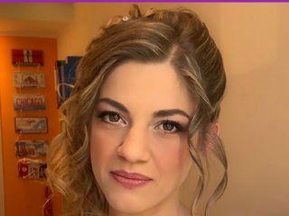 Valentina Salvatori make up 2