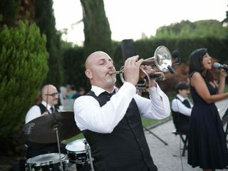 Gianluca Galvani Jazz & Swing Band 1