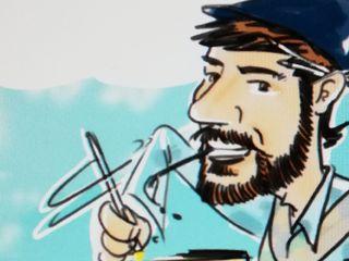Marco Fiorenza  Caricaturista Ritrattista 5