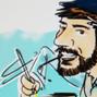 Le nozze di Silvia F. e Marco Fiorenza  Caricaturista Ritrattista 10