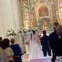 le nozze di Ivana Capozza e Fiori d'autore 7