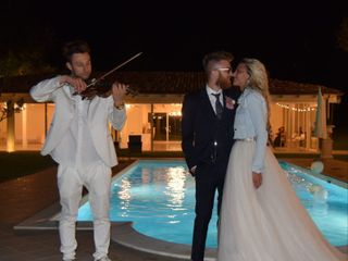 Valentino Alessandrini - Violin Performer 5