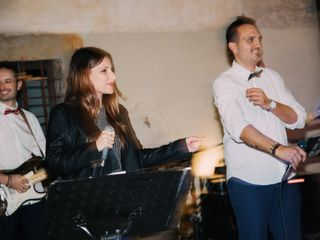 Alessandra Patané Live Band 2