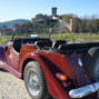 Le nozze di Valentina Varanini e Classy Car by Giudoca 12