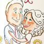 Le nozze di Roberta Rigodanze e Chiara Zen - Wedding Cartoon 10