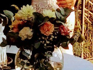 La Fioreria Wedding 1