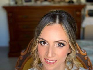 MariaGrazia Santoro Makeup artist 1