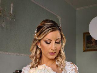Rosaria Cascella Make up 4