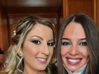 Rosaria Cascella Make up 5