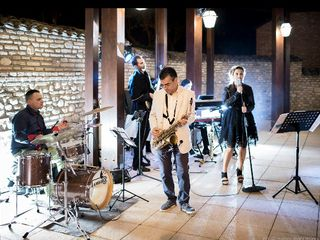 Lidia Conte & Midnight Special - Wedding Band 2