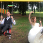Le nozze di Giulia Mainini e Chalet nel Parco 7