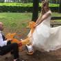 le nozze di Giulia Mainini e Chalet nel Parco 13