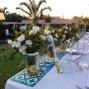 Le nozze di Alessia Incognito e Gaspare Serra Flowers Designer 25