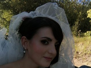 Camilla Coppolaro – Make-up Artist & Hairstylist 1