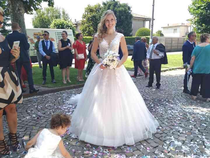 Le Spose di Monza The White Room