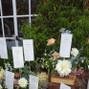 Le nozze di Flavia Gandolfi e Arcobaleno Fiori 21