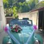 Le nozze di Alessandra e Noleggio Automobili Epoca 11