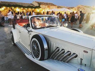 Princess Wedding Car 2