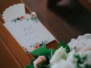 Grafica Matrimoni - Alessandra Crocetta 1
