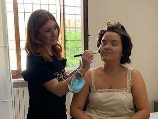Anna Rosato make-up artist 1