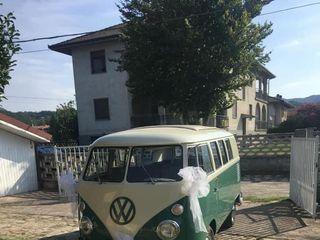 Matrimonio in VW di Alberto Torra 1