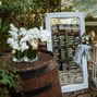 le nozze di Brooke Bouton e Giardino di Dafne 22